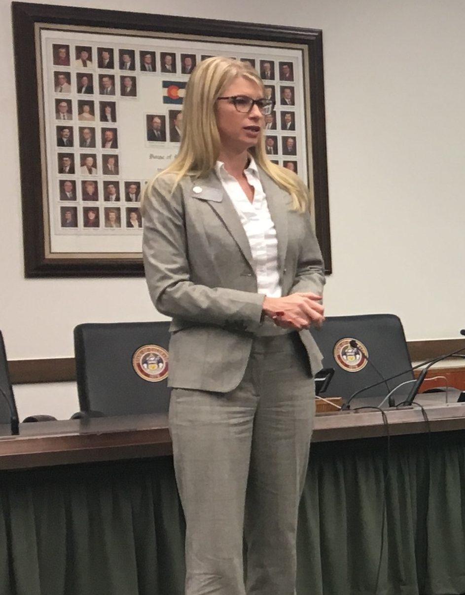 Rep. Brittany Petterson